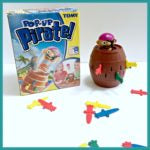 best board games for speech therapy - Pop up Pirate