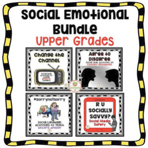 Middle School Speech Therapy Activities - Brought to you by SmartMouth SLP