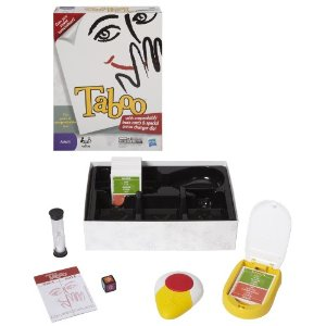 Speech Therapy Games for Middle School: Taboo