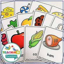Load image into Gallery viewer, Teaching Talking Printable Five Senses Activities