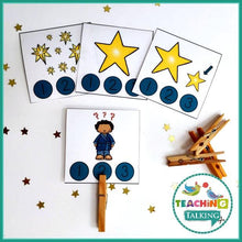 Load image into Gallery viewer, Teaching Talking Printable Nursery Rhyme Activities for Twinkle Twinkle Little Star