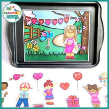 Load image into Gallery viewer, Teaching Talking Printable Valentine's Day Speech Therapy Activities Value Bundle