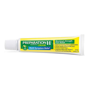 Preparation H Hemorroidal Cream