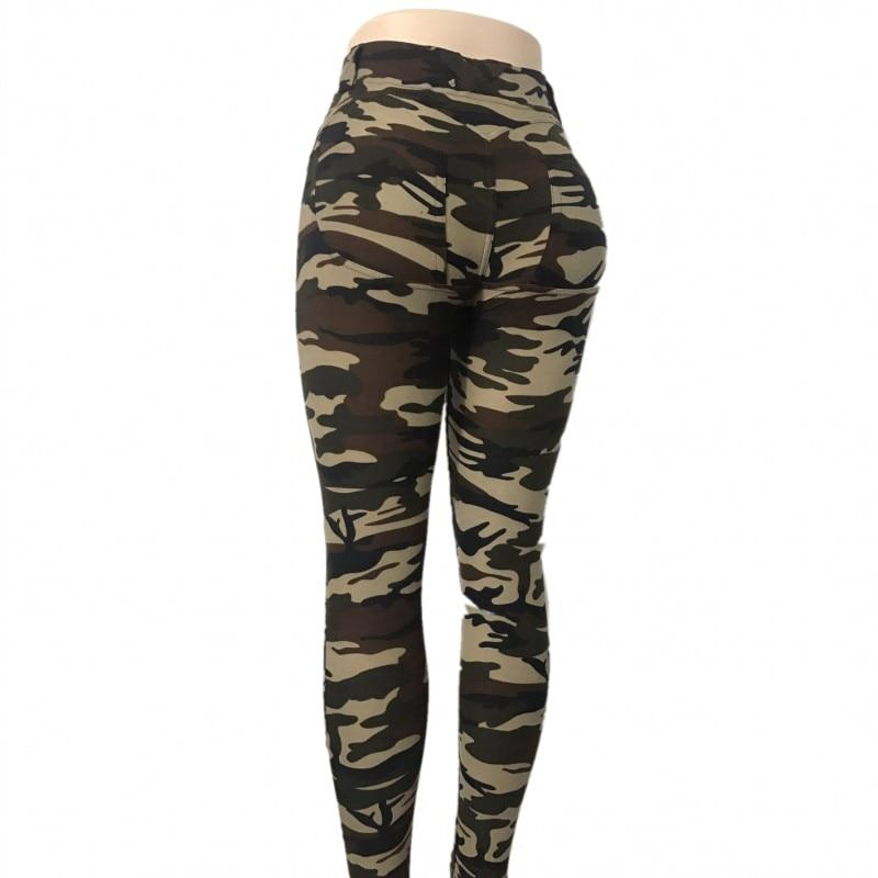 jegging camo womens leggings