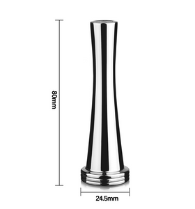 Coffee Tamper Stainless Steel - Shoppersy.com
