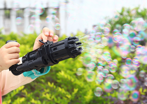 Gatling Bubble Gun - Shoppersy.com