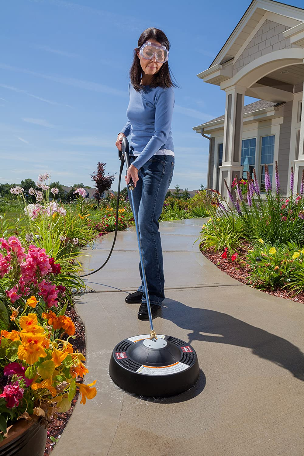 Pressmop Multi Surface Pressure Washer attachment - Shoppersy.com