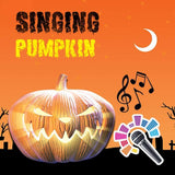 3 in 1 Talking Animated Pumpkin - Shoppersy.com