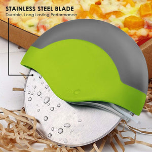 EasyCut™ Wheel Pizza Cutter - Shoppersy
