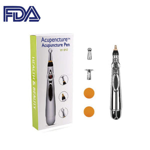 AcuPenCture ™ Acupuncture Pen With Massage Heads - Shoppersy.com