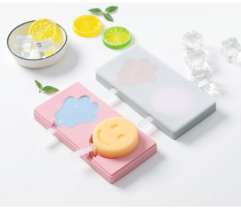 Flake Pops-Silicone Ice Cream Mold - Shoppersy.com
