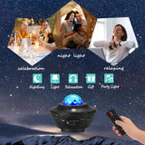 Gialami-Galaxy Star Projector - Shoppersy.com