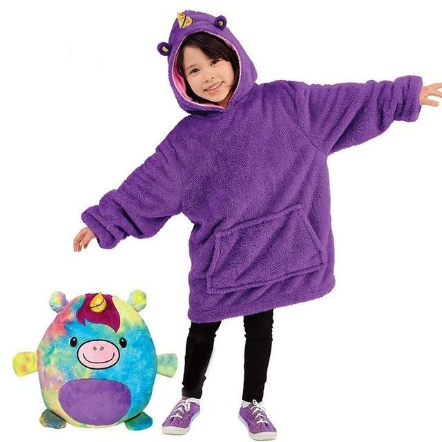 HunyPet- Kids Animal Hoodie - Shoppersy.com