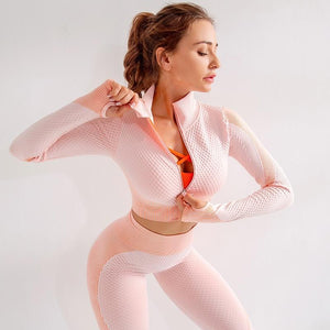 Jevara - Cute Workout Outfit - Shoppersy.com