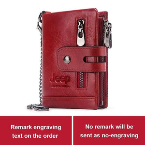 Kavon-Name Engraving Wallet - Shoppersy.com