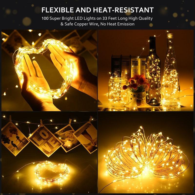 LumiLight- String Star Lights - Shoppersy.com