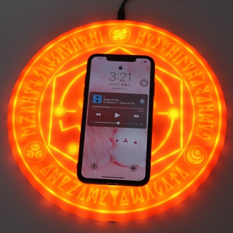 Magic Circle Wireless Charger - Shoppersy.com