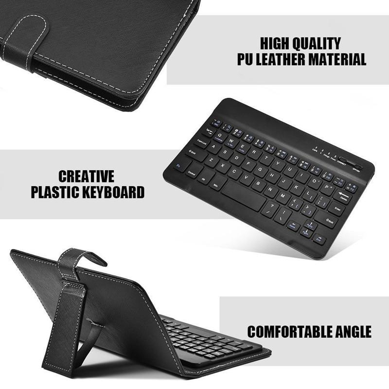 Omaro- Universal Wireless Bluetooth Keyboard With Protective Cover - Shoppersy.com
