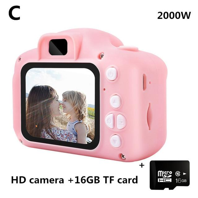 Pickom-Digital Video Camera For Kids - Shoppersy.com