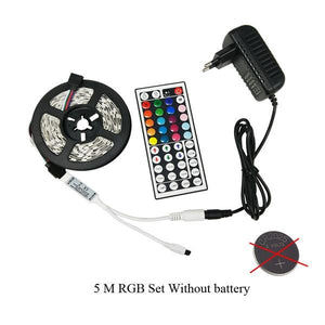 Wenlights-RGB LED Strip Lights - Shoppersy.com