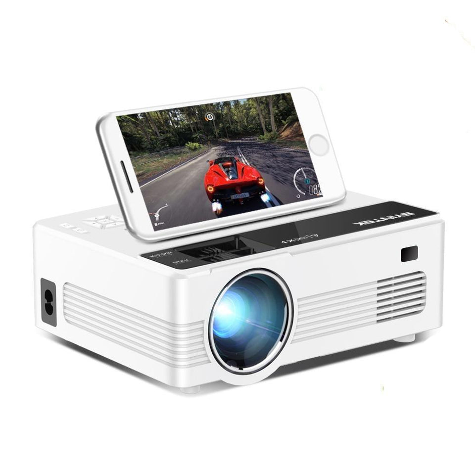Simseen- Mini HD Projector Home Theater - Shoppersy.com