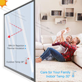 SunStalk- Heat Insulation Privacy Film - Shoppersy.com