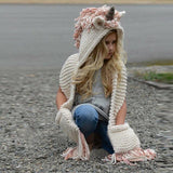 Unicool-Unicorn Hooded Sweater - Shoppersy.com