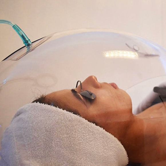 Oxygen Dome Facial Therapy