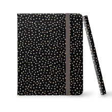 Load image into Gallery viewer, ALINA POLKADOTS Black iPad Pro Case