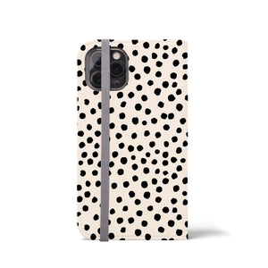 PAINTED DOTS Wallet Case