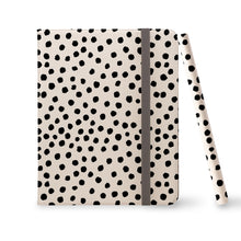 Load image into Gallery viewer, PAINTED DOTS iPad Pro Case