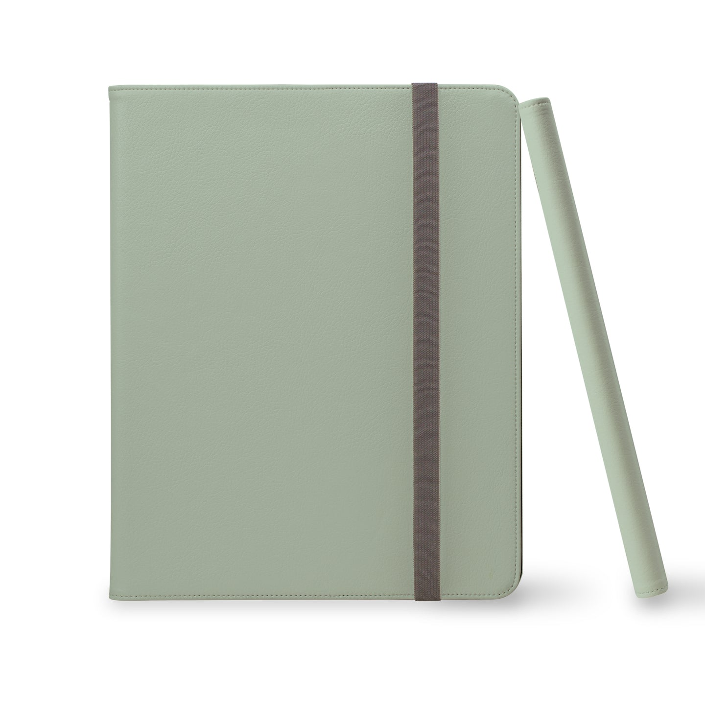 PLAIN COLOUR Lily Green iPad Pro Case