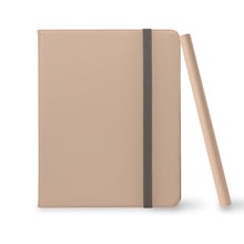 Load image into Gallery viewer, PLAIN COLOUR Pale Rose Tan iPad Pro Case