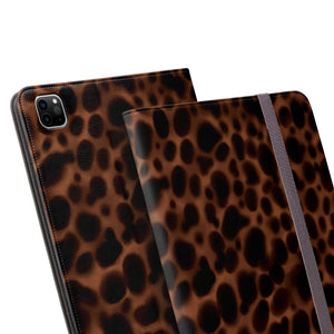 TORTOISE SHELL SPOTS Toffee iPad Pro Case