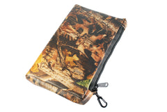 TPK Valuables Pouch - Valuables Pouch - Advantage Timber, Full Grain Leather Pouch