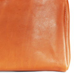 TPK Valuables Pouch - Valuables Pouch - Brown, Full Grain Leather Pouch