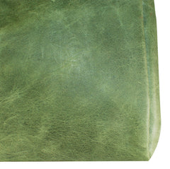 TPK Valuables Pouch - Valuables Pouch - Fairway Green, Full Grain Leather Pouch