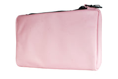 TPK Valuables Pouch - Valuables Pouch - Pink, Full Grain Leather Pouch