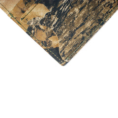 TPK Checkbook Holder – Mossy Oak, Full Grain Leather Checkbook Cover