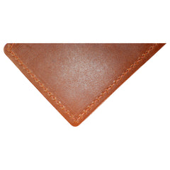 TPK Business Card Holder  – Chestnut Brown, Full Grain Leather Business Card Holder