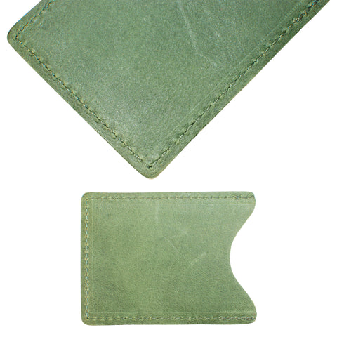 TPK License Holder  – Fairway Green, Full Grain Leather License Holder or License Wallet