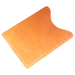 TPK License Holder  – English Tan, Premium Full Grain Leather License Holder or License Wallet