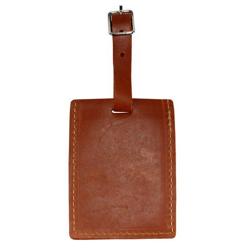TPK Leather Line Bag Tags