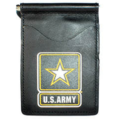 United States Army - Black, Full Grain Leather