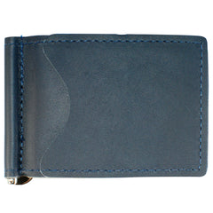 Ocean Blue Napa, Full Grain Leather