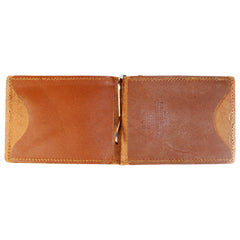 English Tan, Full Grain Leather
