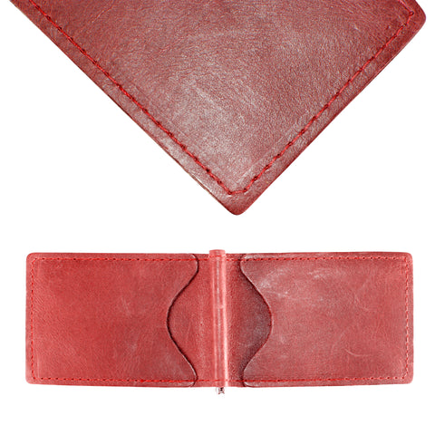 Burgandy Red, Full Grain Leather