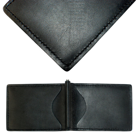 Black, Full Grain Leather
