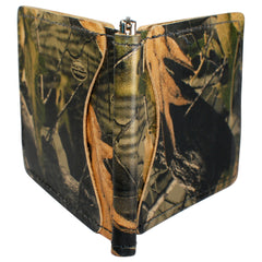Realtree Hardwood - Camo, Full Grain Leather