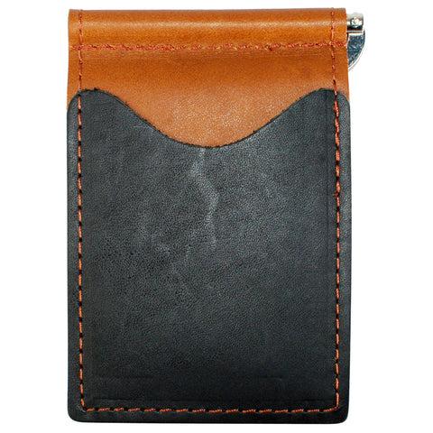 Black/Brown, Full Grain Leather